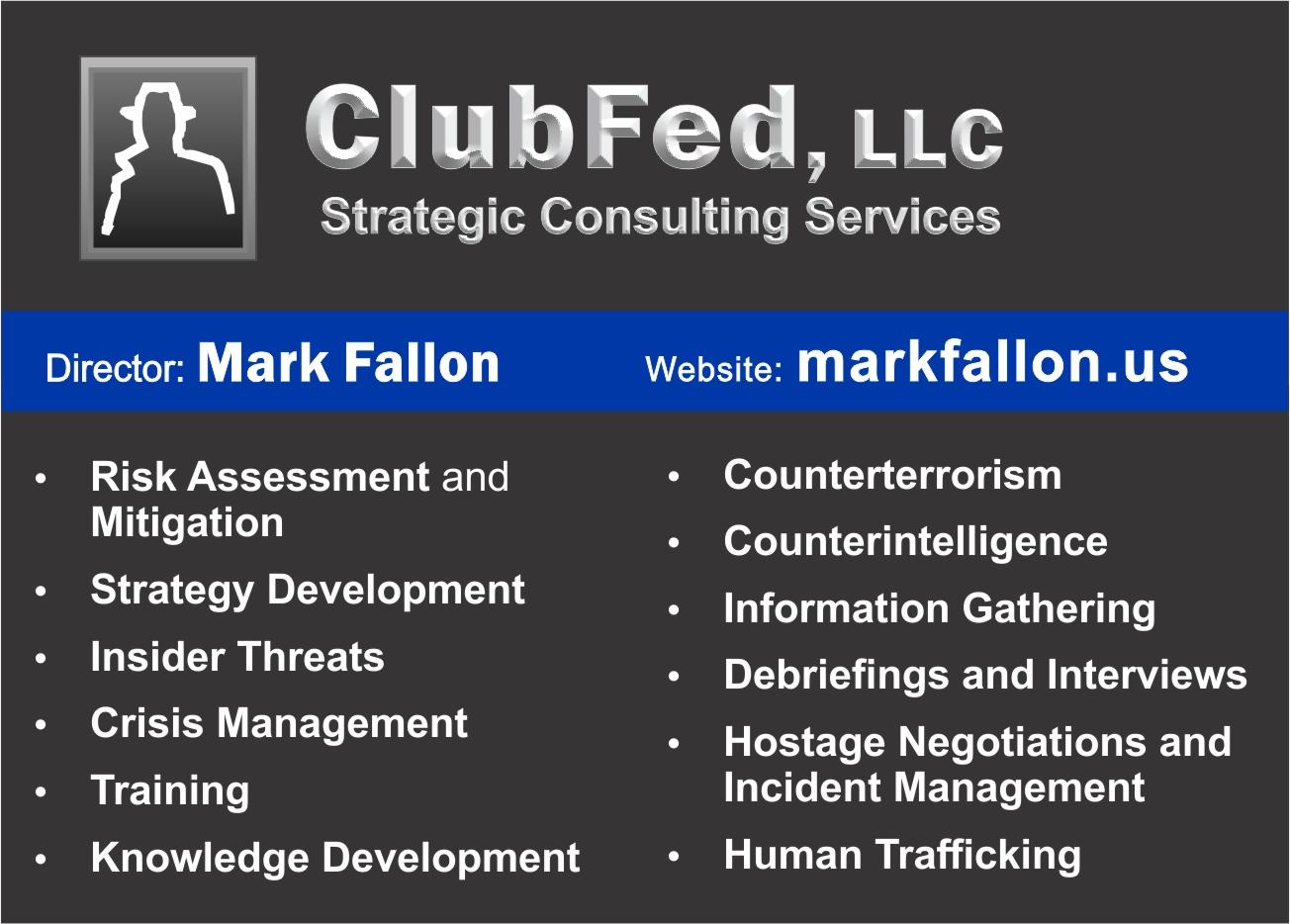 MarkFallon US – Mark Fallon — Career, Media Appearances